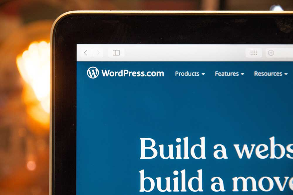 Why use WordPress for your next Website?